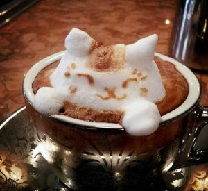 Hello Kitty Coffee ???