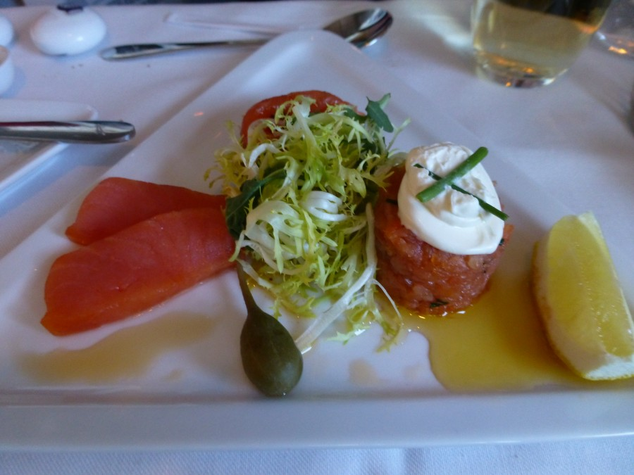 Potpourri of Smoked Salmon