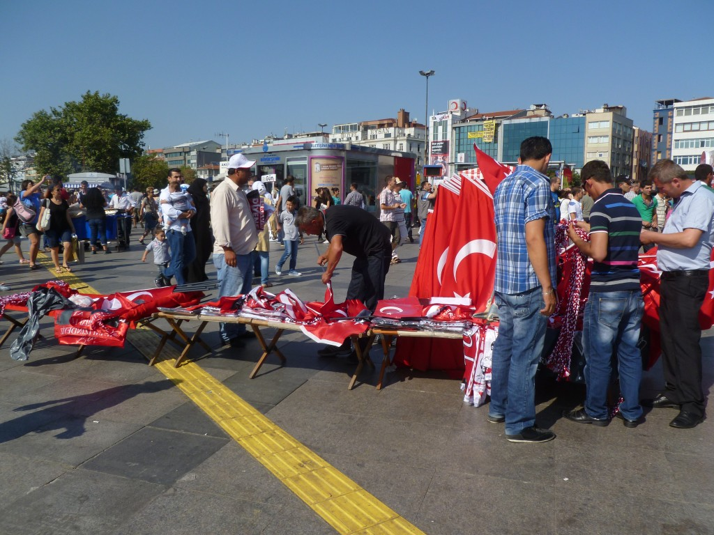 Even demonstrations are a business opportunity - Kadıköy