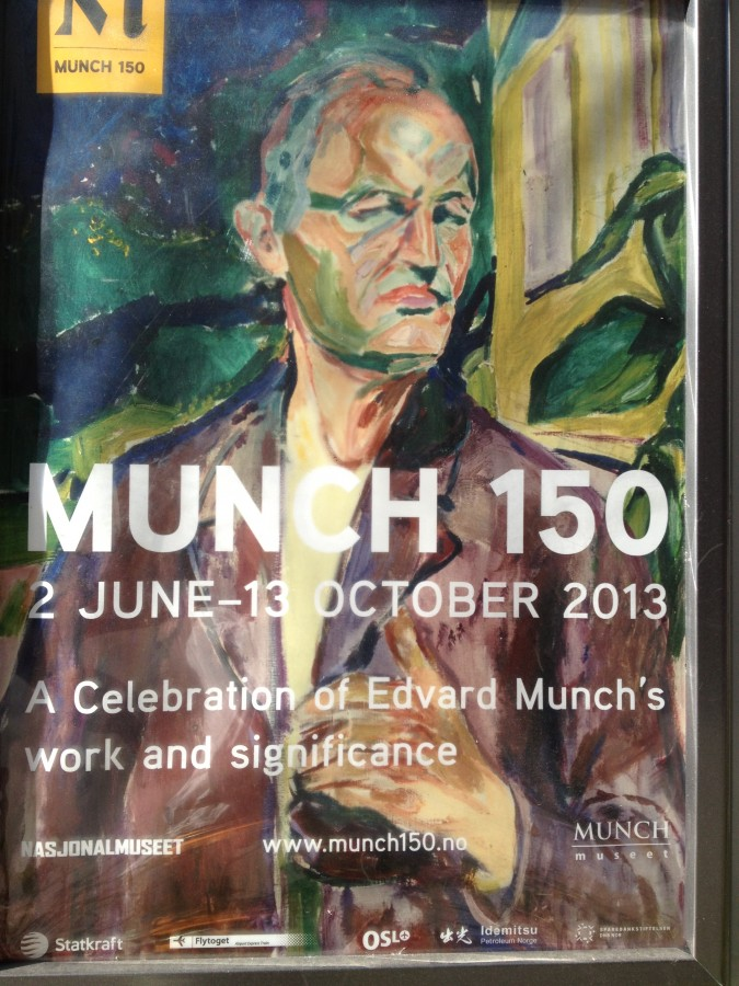 Edvard Munch - 150 year Anniversary Exhibit