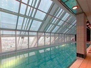 Radisson Swimming Pool