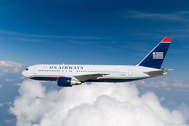 US Airways 767 - 200