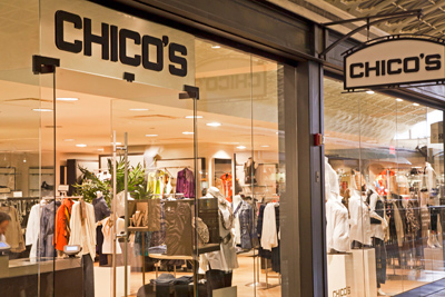 Find everyday values on women's clothing from Chico's Off The Rack Outlet. Shop our entire collection of tops, jackets, sweaters, pants, jeans & accessories.