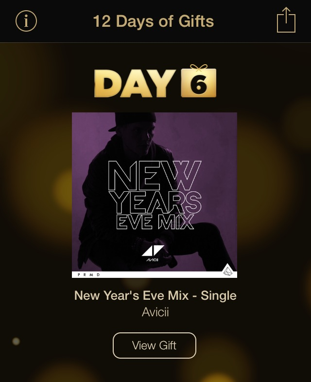 Avicii 12 Days