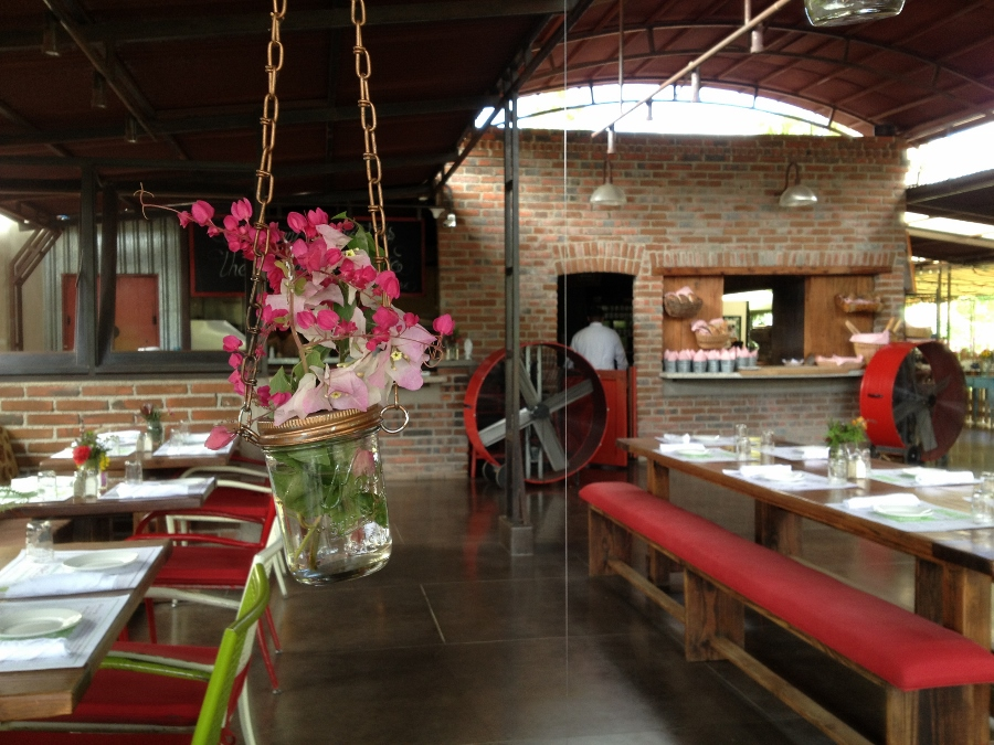Flora Farm Kitchen