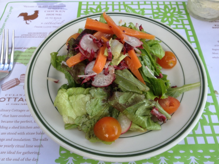 Garden Salad - Flora Farms