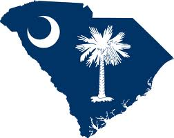 South Carolina flag