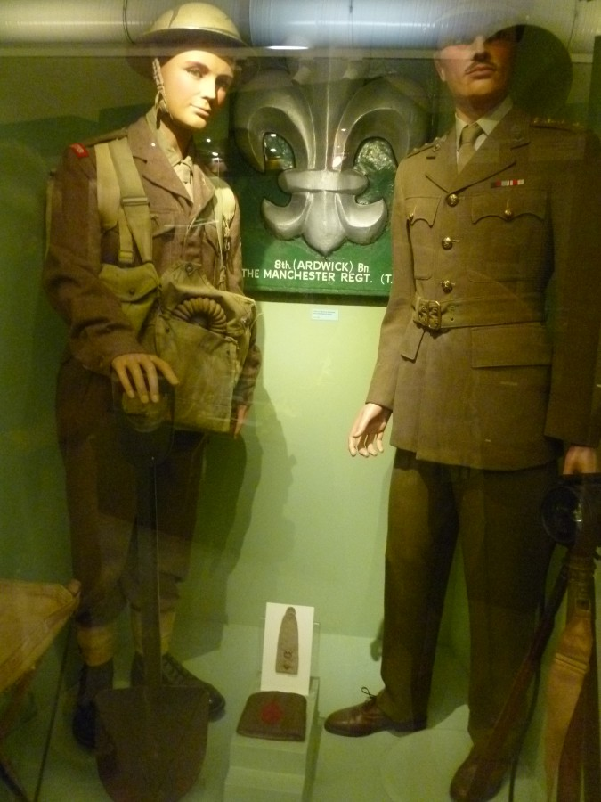 Uniforms of Manchester Regiment