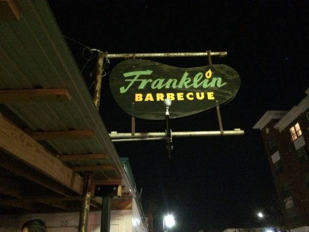 Franklin BBQ - Austin, Texas