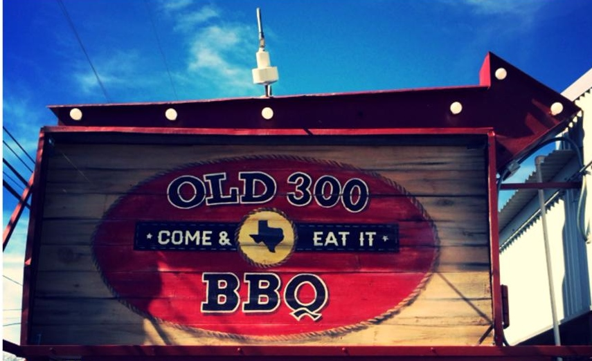 Old 300 BBQ - Blanco, Texas