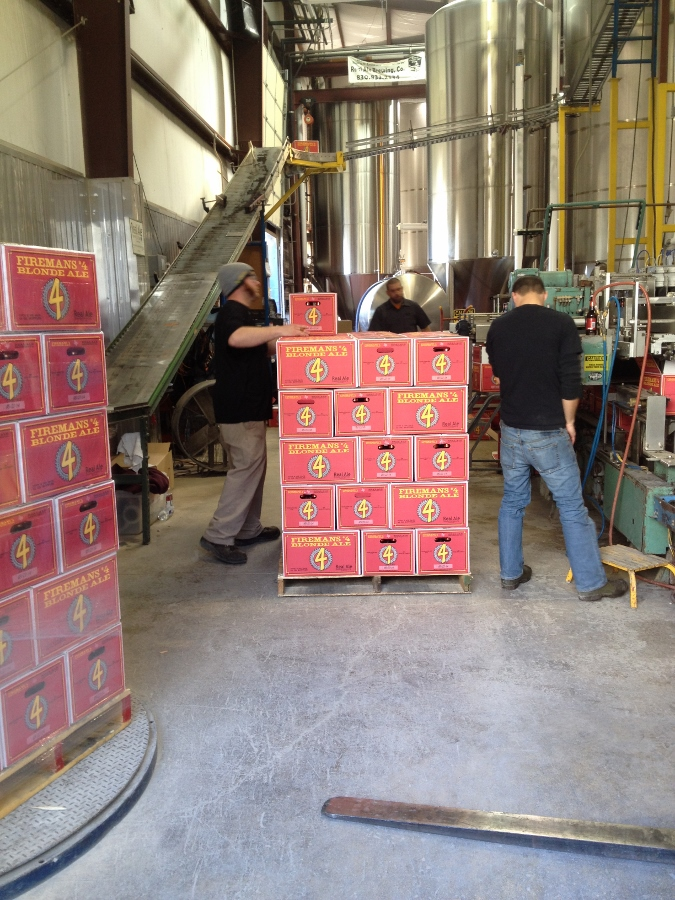 Bottling, labeling, packaging