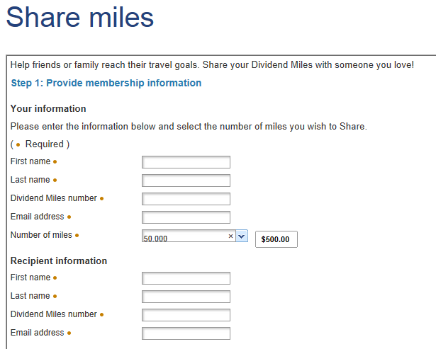Share Miles 4