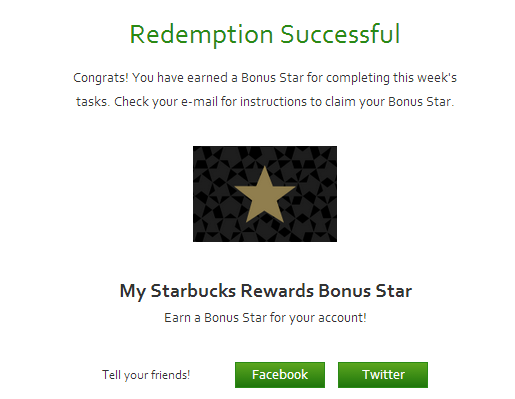 Starbucks Star 2