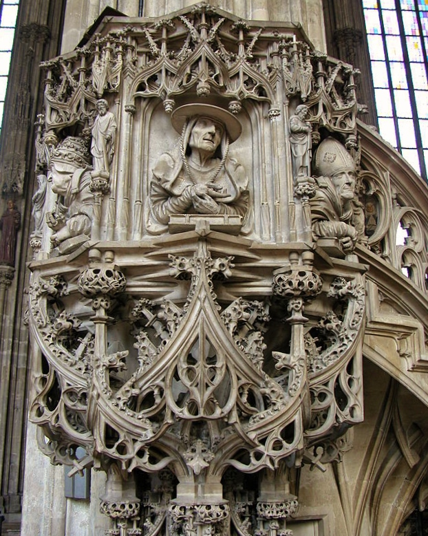 St. Stephen's Cathedral Pulpit