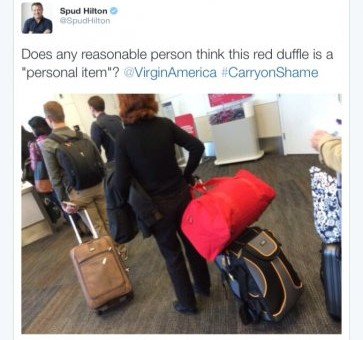 To Check Or Not To Check Carry On Luggage Carolina