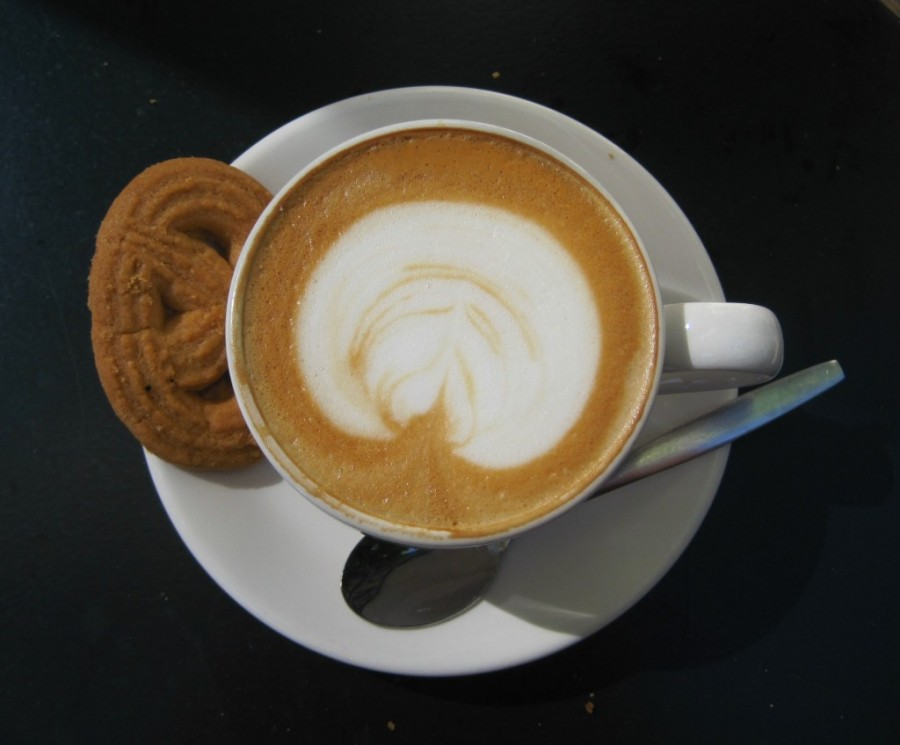 Cappuccino in Europe