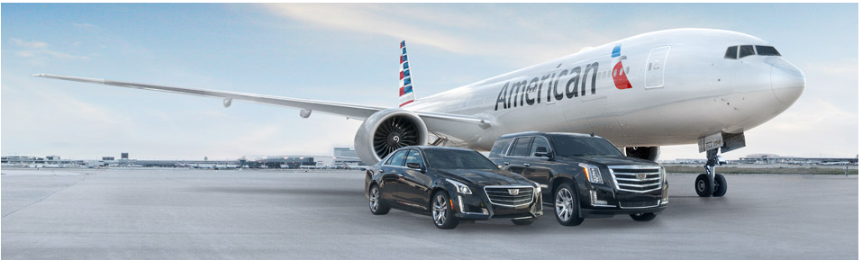 Cadillac American Airlines Promo