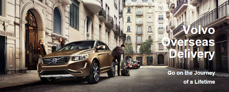 Volvo Overseas Delivery Program Offers Airline Tickets - Carolina Travel Girl