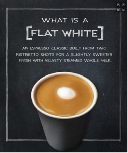 Starbucks Flat White 2