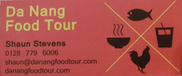 Da Nang Food Tour Contact