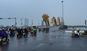 DaNang Vietnam Dragon Bridge