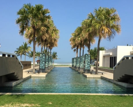 View to the Beach - Hyatt Regency DaNang