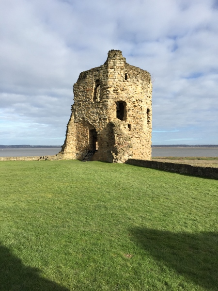 Northeast Tower - Flint Castle