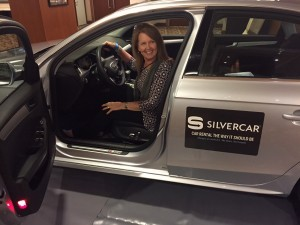Silvercar in Dallas