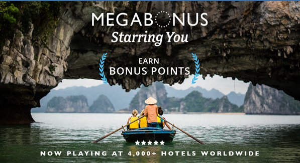 Marriott Mega Bonus