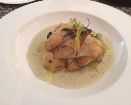 Sea Bass - Concorde Room JFK