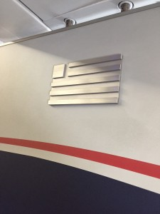 US Airways Bulkhead Image