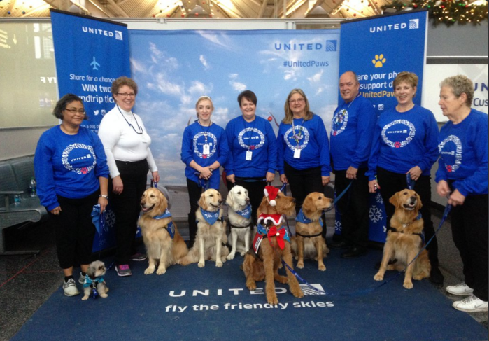 Lutheran Church Charities Comfort Dogs