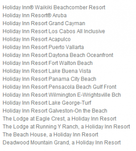 HI Resorts