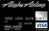 Alaska Airlines by Bank of America