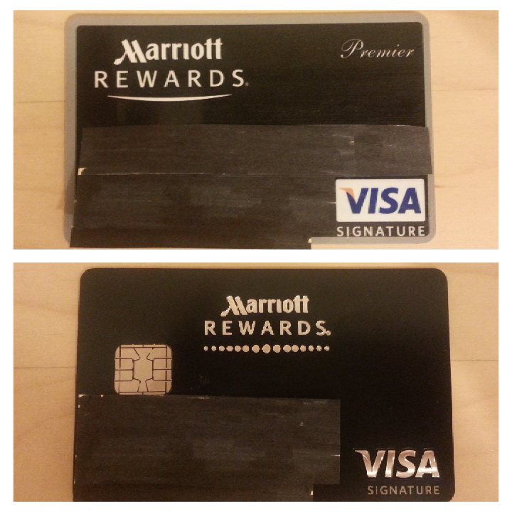 Marriott Rewards Business Credit Card Chase Choice Image ...