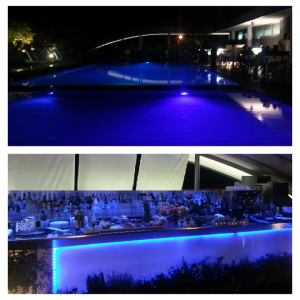Radisson Blue Italy Pool Bar