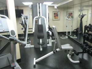 Gym Holiday Inn Canmore