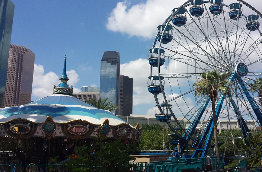 My Houston Citypass Experience Giddy For Points