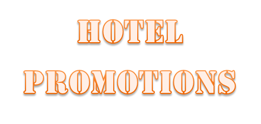 Hotel promotions
