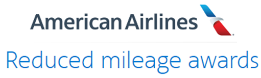 AA Reduced Mileage Awards Logo