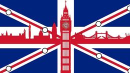 London Attractions Flag