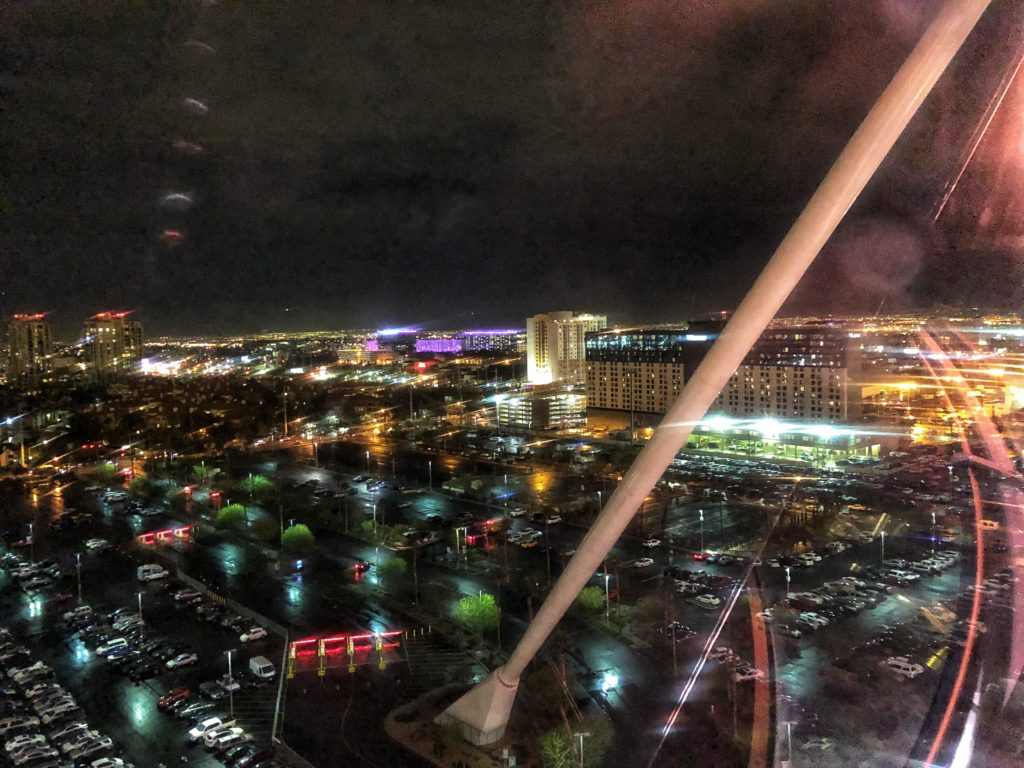 Awesome Views High Roller Las Vegas