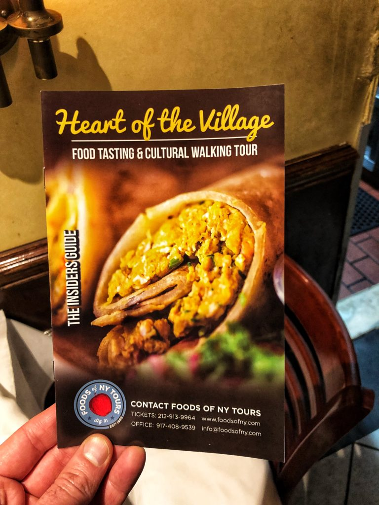 Heart & Soul of the Village Foodie Tour