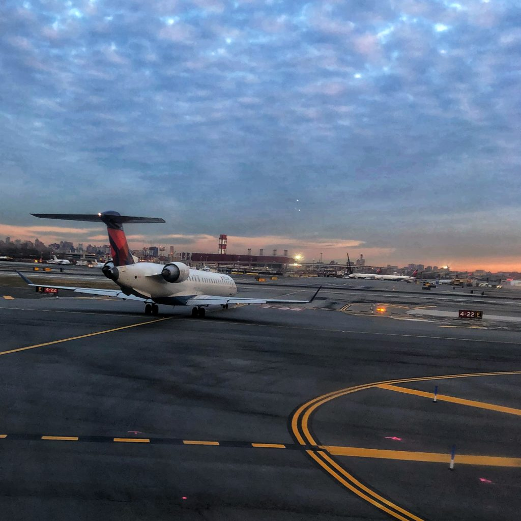 Delta Airlines New York Minneapolis