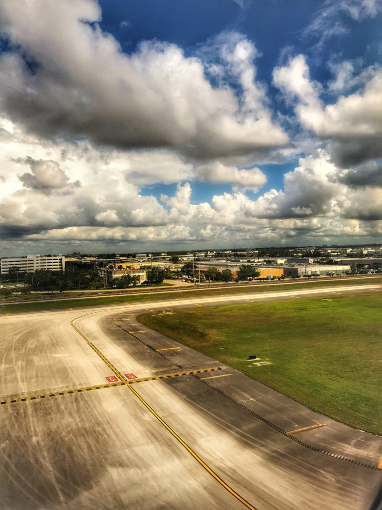 Peculiar Ground Experience American Airlines Minneapolis Miami