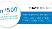 Chase $500