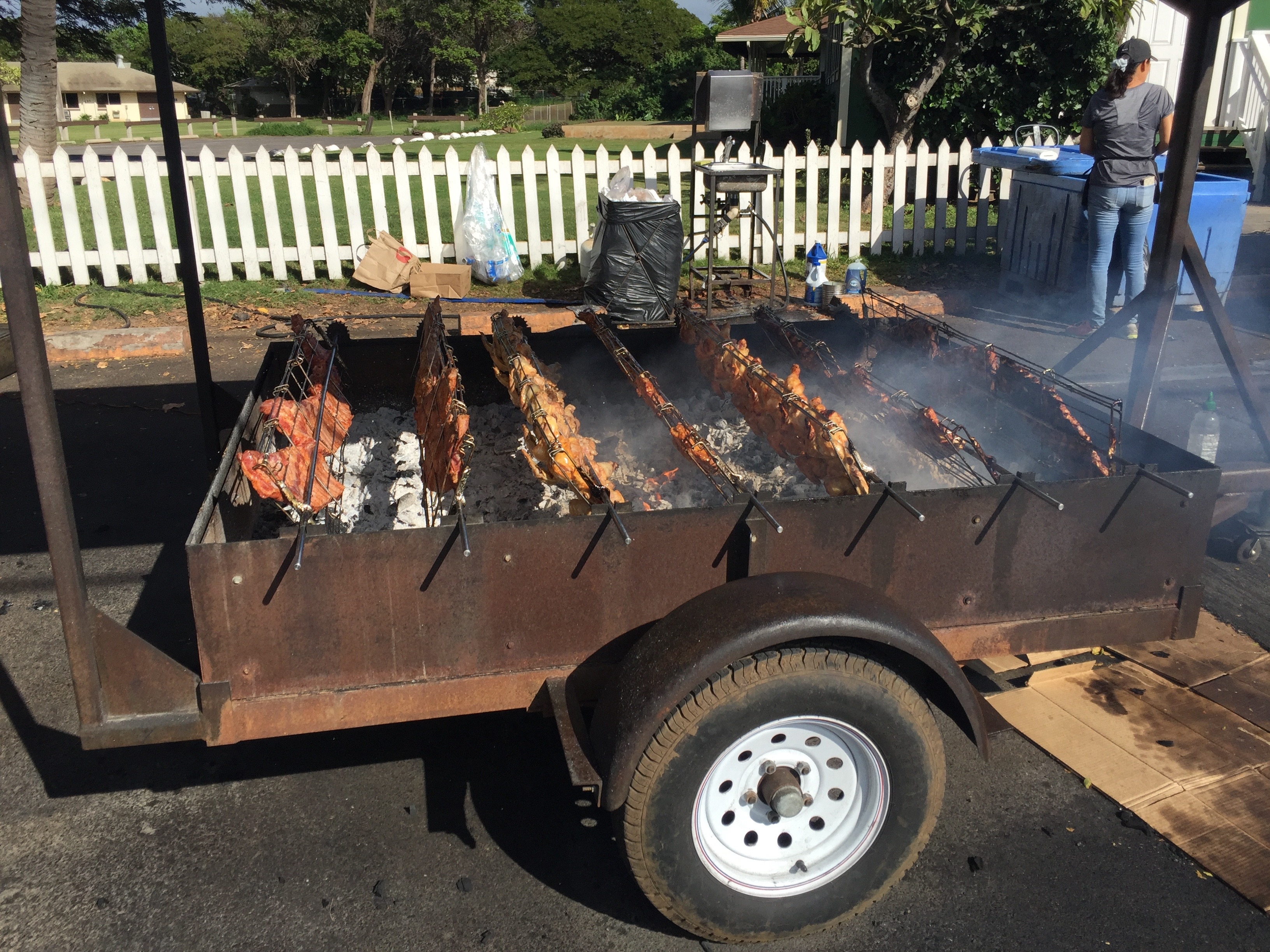 Chicken and Ribs Kihei