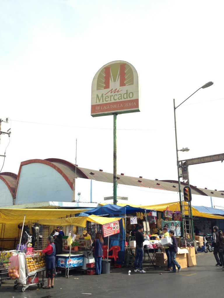 Mi Mercado in La Langunilla
