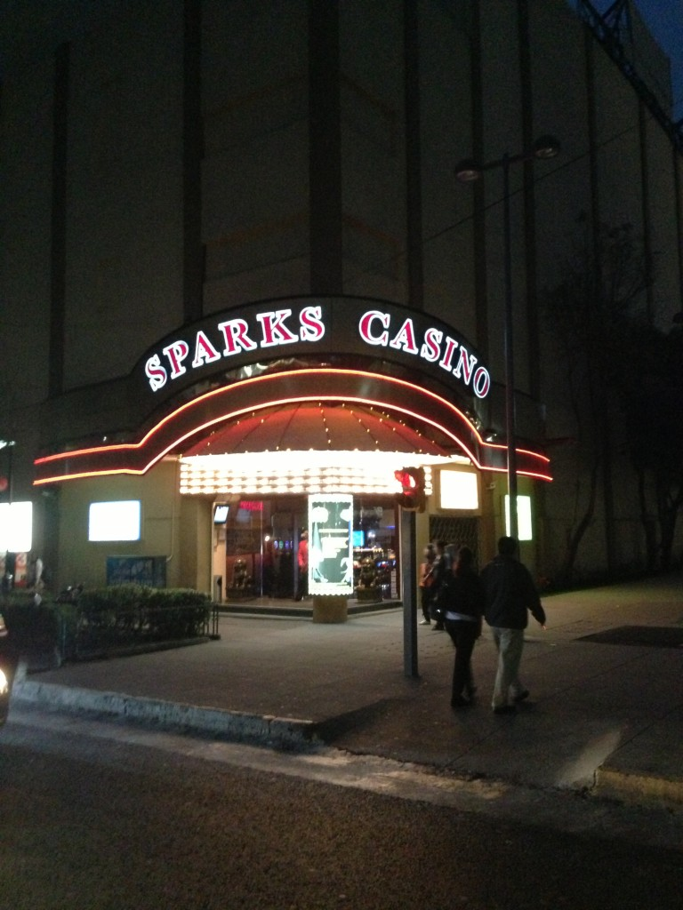 Sparks Casino (slots and sportsbook only)