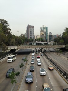 Mexico City Highway